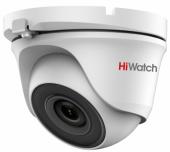 Видеокамера HD Hiwatch DS-T203S (2.8) 2Мп 1080P) ИК 30м, уличная -40°С